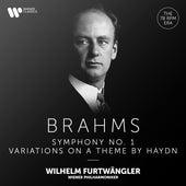Brahms: Variations on a Theme by Haydn, Op. 56a & Symphony No. 1, Op. 68 fra Wilhelm Furtwängler
