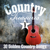 Country Treasures: 30 Golden Country Songs, Vol. 3 by Various Artists