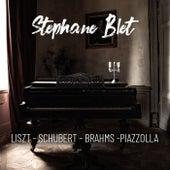 Liszt - Schubert - Brahms - Piazzolla di Stéphane Blet