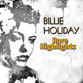 Billie Holiday's Rare Highlights (1936) de Billie Holiday