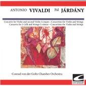 Antonio Vivaldi - Pal Jardani - Concerto for Violin and Second Violin A major by Conrad von der Goltz Chamber Orchestra