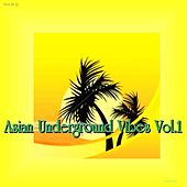 Asian Underground Vibes, Vol. 1 von Various Artists