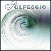 Solfeggio: Isochronic Tones and Ocean Waves, Soothing Healing Frequencies, Ambient Meditation Music, Yoga and Music for Balance de Solfeggio Frequencies 528Hz