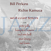 West Coast Tenors by Bill Perkins