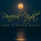 Peaceful Night Jazz & Blues Music de Various Artists