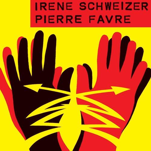 Irène Schweizer - Pierre Favre by Irène Schweizer