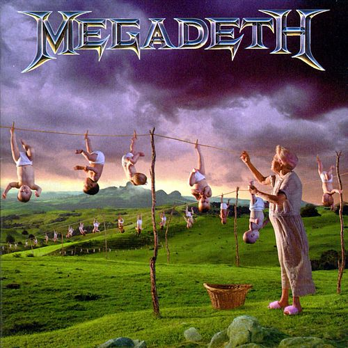 Youthanasia (Expanded) by Megadeth