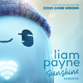 """Sunshine (From the Motion Picture """"Ron's Gone Wrong"""" / Acoustic) by Liam Payne"""