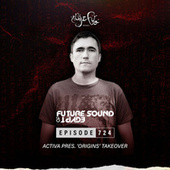 FSOE 724 - Future Sound Of Egypt Episode 724 by Aly