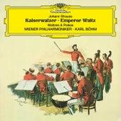 Johann Strauss: Kaiserwalzer; Emperor Waltz; Walzer und Polkas fra Wiener Philharmoniker