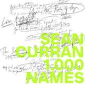 1,000 Names by Sean Curran