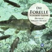 Die Forelle: Die schönsten Schubert-Lieder by Dietrich Fischer-Dieskau
