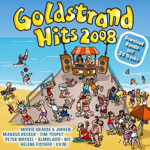 Goldstrand Hits 2008 (Ballermann Hits Am Balkan) von Various Artists