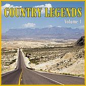 Country Legends, Vol. 1 de Various Artists