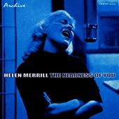 The Nearness of You von Helen Merrill