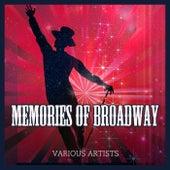 Memories Of Broadway de Various Artists