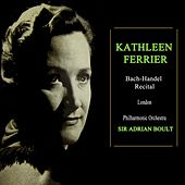 Bach And Handel Arias de Kathleen Ferrier
