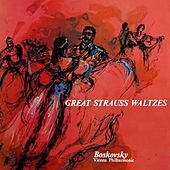 Great Strauss Waltzes by Willi Boskovsky