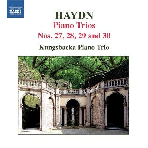 Haydn: Piano Trios, Vol. 2 by Kungsbacka Piano Trio