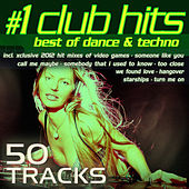#1 Club Hits 2012 - Best of Dance, House, Electro & Techno by Various Artists