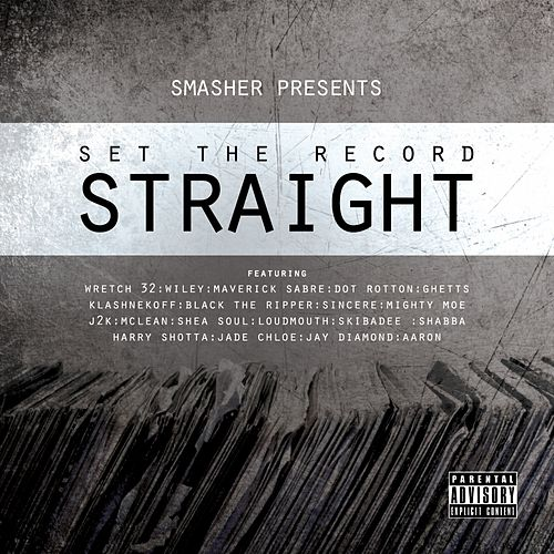 Set the Record Straight by Various Artists