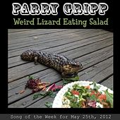 Weird Lizard Eating Salad by Parry Gripp