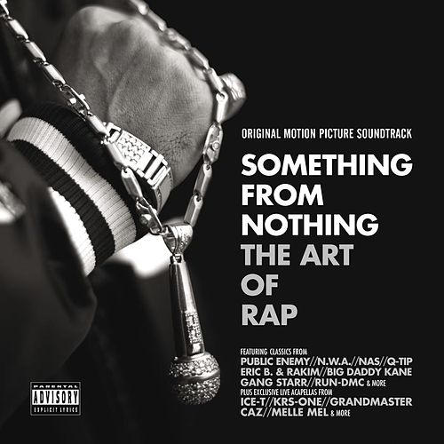 Something From Nothing: The Art of Rap von Various Artists
