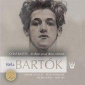 Bartok : Contrastes et 44 Duos pour 2 violons von Various Artists