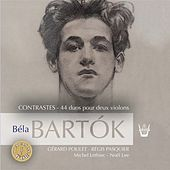Bartok : Contrastes et 44 Duos pour 2 violons by Various Artists