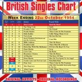 British Singles Chart - Week Ending 22 October 1954 de Various Artists