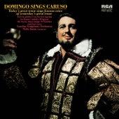 Plácido Domingo: Domingo sings Caruso by Placido Domingo