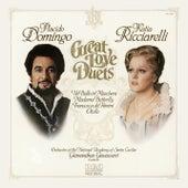 Plácido Domingo: Great Love Duets von Plácido Domingo