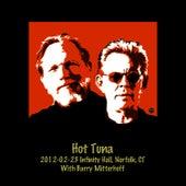 2012-02-23 Infinity Hall, Norfolk, CT (Live) by Hot Tuna