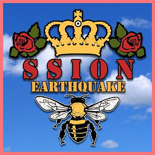 Earthquake - Single by Ssion