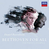Beethoven For All - The Piano Concertos de Daniel Barenboim
