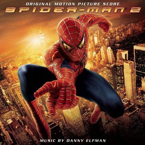 Spider-Man 2 Score von Danny Elfman