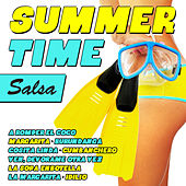 Salsa Summer Time by Various Artists