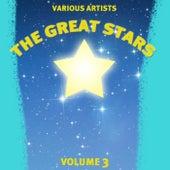 The Great Stars Volume 3 de Various Artists