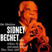 The Fabulous Sidney Bechet by Sidney Bechet