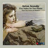 Arensky: Five Suites for Two Pianos by Genova and Dimitrov Piano Duo