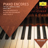 Piano Encores von Martha Argerich