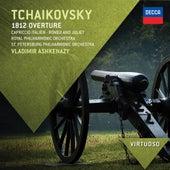 Tchaikovsky: 1812 Overture; Capriccio Italien; Romeo & Juliet by Various Artists