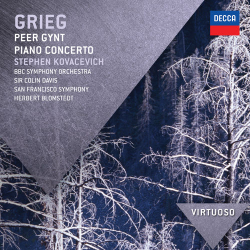 Grieg: Piano Concerto; Peer Gynt by Various Artists