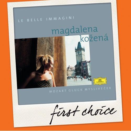 Le belle immagini - Mozart / Gluck / Myslivicek by Magdalena Kozená