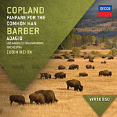 Copland: Fanfare For The Common Man / Barber: Adagio by Various Artists