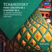Tchaikovsky: Piano Concerto No.1; Symphony No.4 by Various Artists
