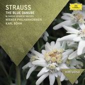 Strauss, J.: The Blue Danube & Famous Viennese Waltzes by Wiener Philharmoniker
