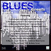 Blues Greats, Vol. 4 by Various Artists