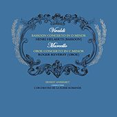 Vivaldi & Marcello de L'Orchestra de la Suisse Romande