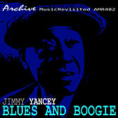 Blues and Boogie by Jimmy Yancey